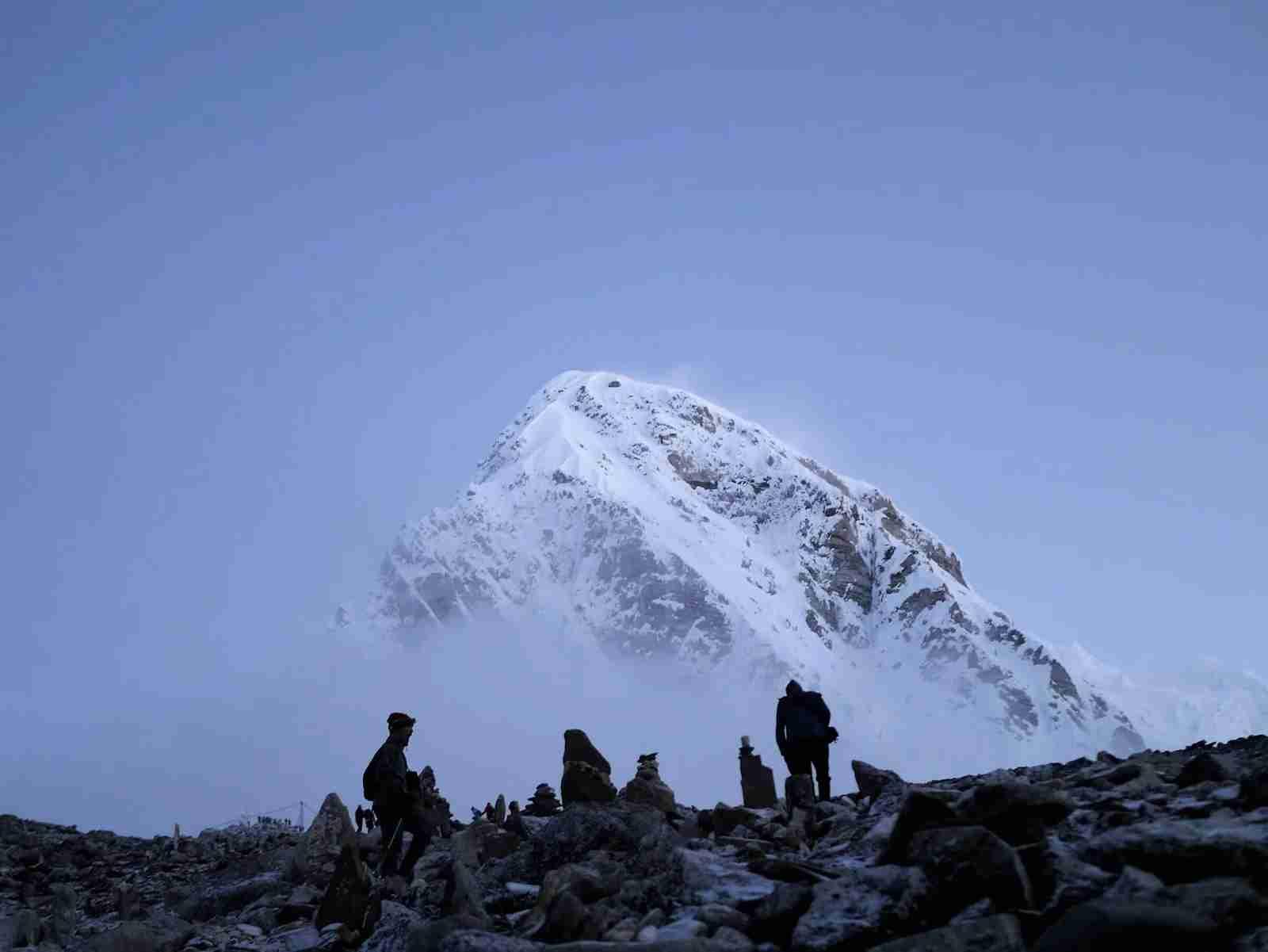 Mount Everest Base Camp in Khumjung, Nepal. (Photo by Michael Clarke / Unsplash)