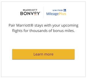 Maximizing the RewardsPlus Partnership With Marriott and United