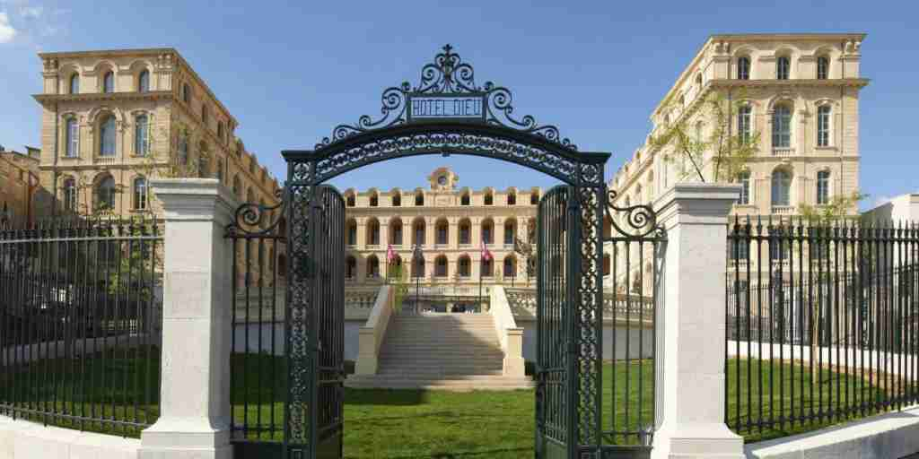 The Intercontinental Mon Dieu, Marseille. (Photo courtesy of Intercontinental)