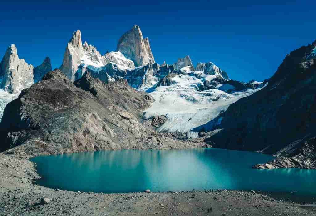 (Photo of Argentina Patagonia by Arto Marttinen / Unsplash)
