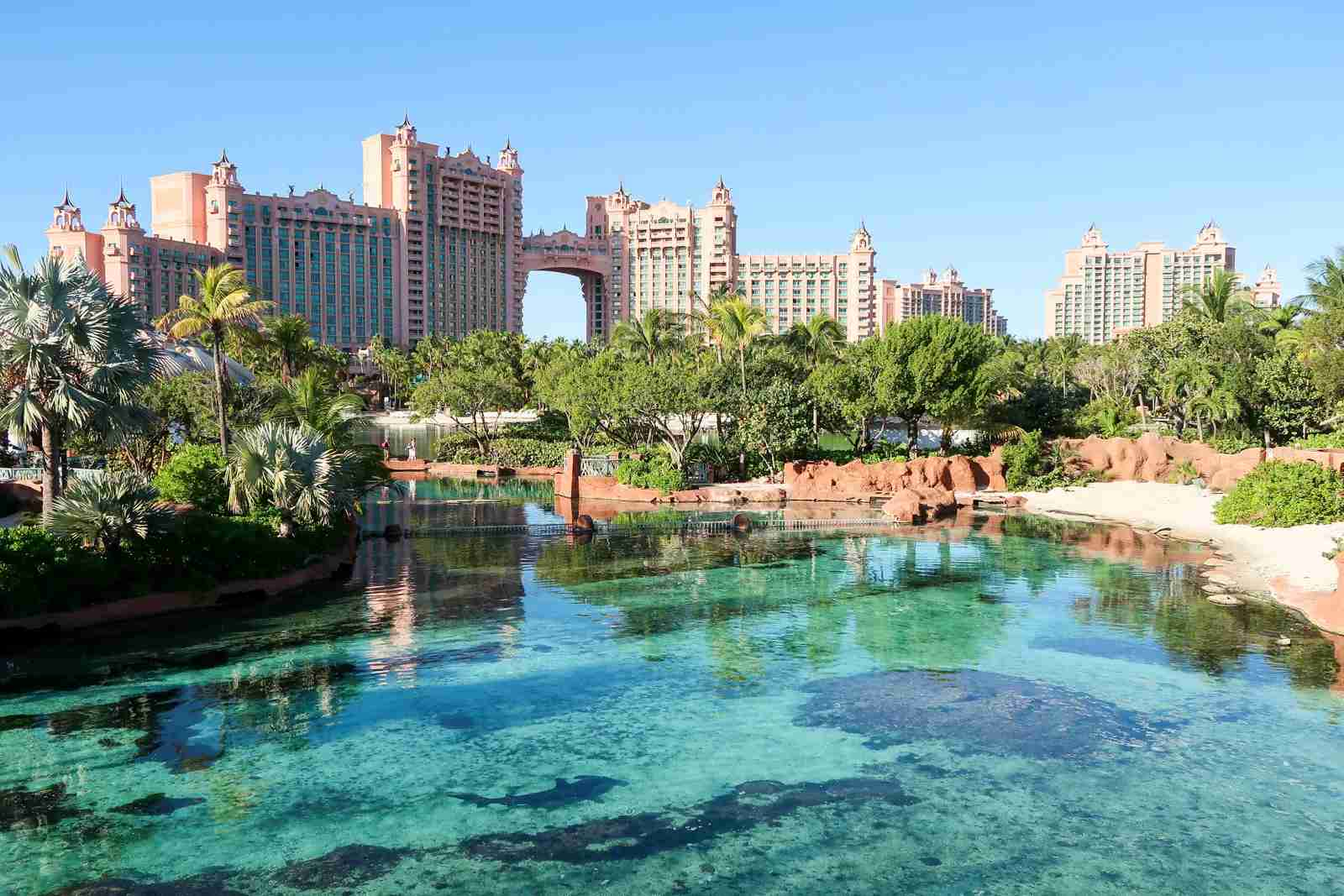 Atlantis in the Bahamas (Photo by Katie Genter/The Points Guy)