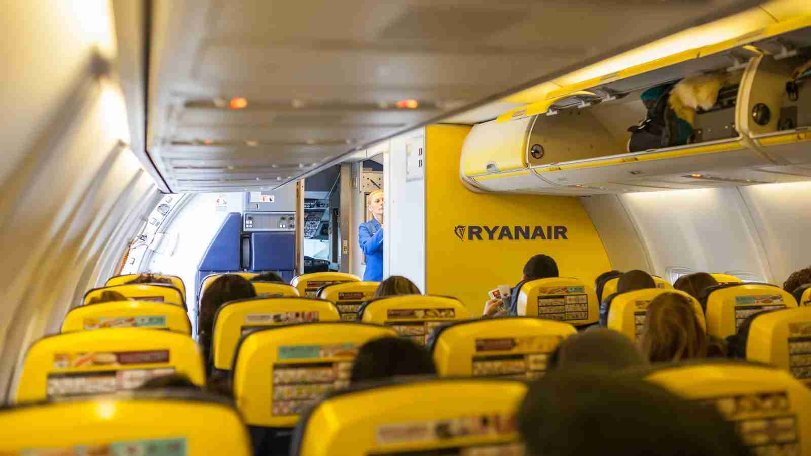 Pay attention to Ryanair