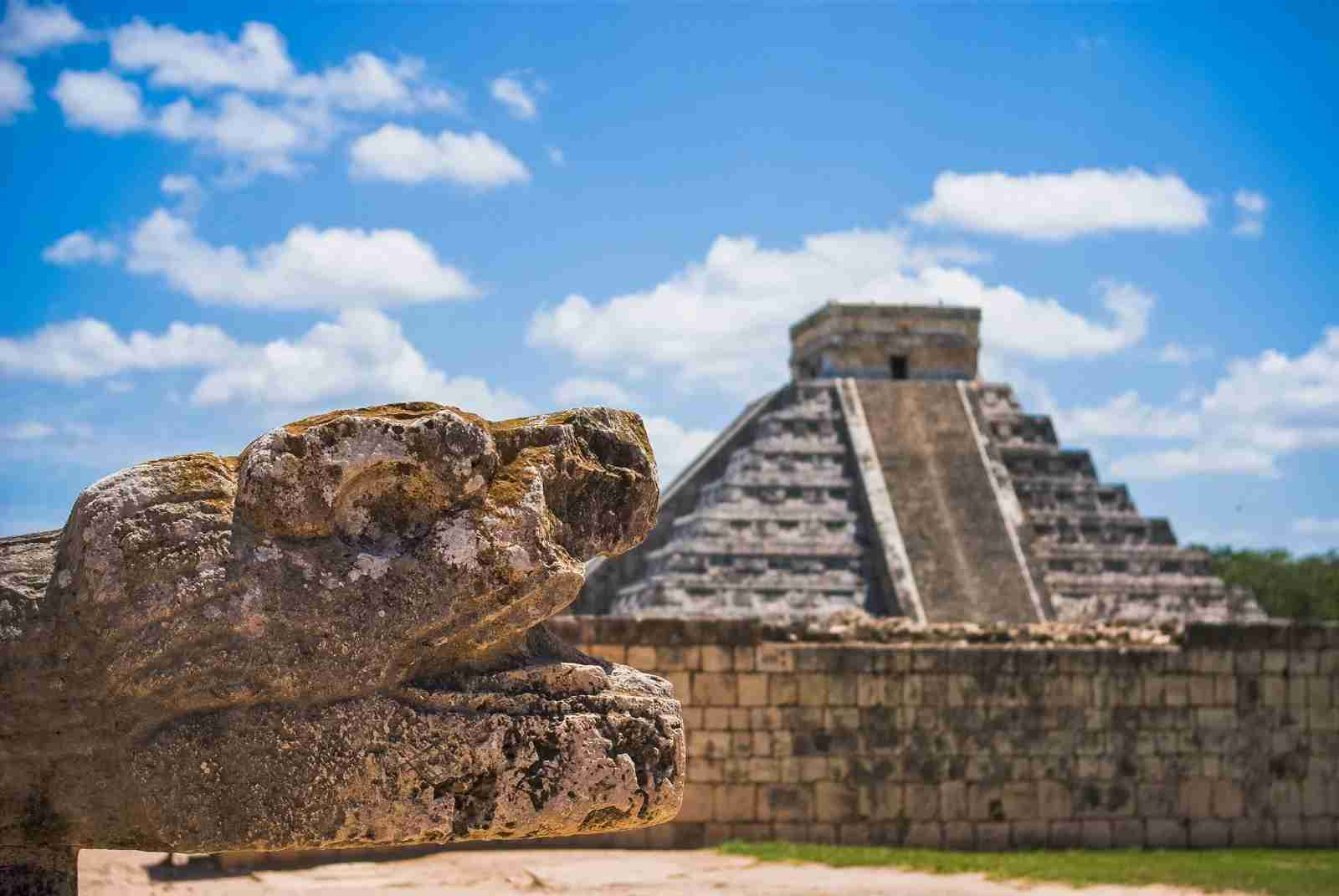 Chichén Itzá on the Yucatan Peninsula. (Photo by Marv Watson / Unsplash)