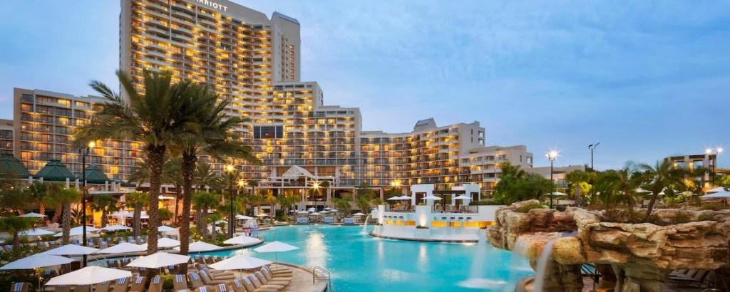 Image courtesy of Orlando World Center Marriott.