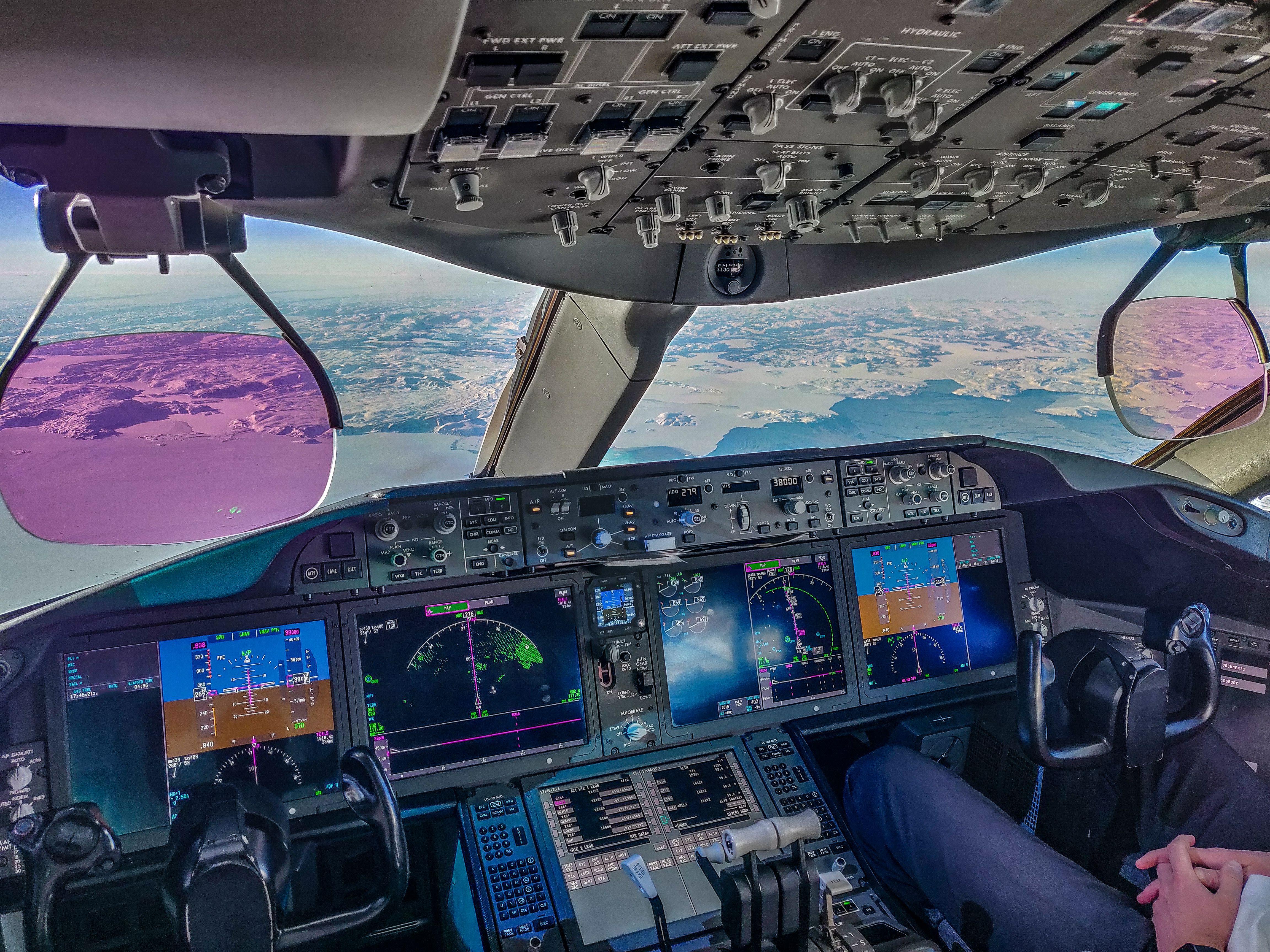 pilot turbulence safety