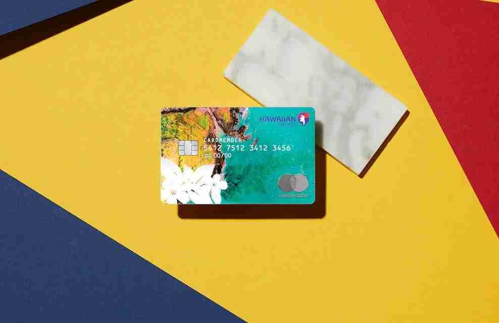 Hawaiian Airlines World Elite Barclay Card