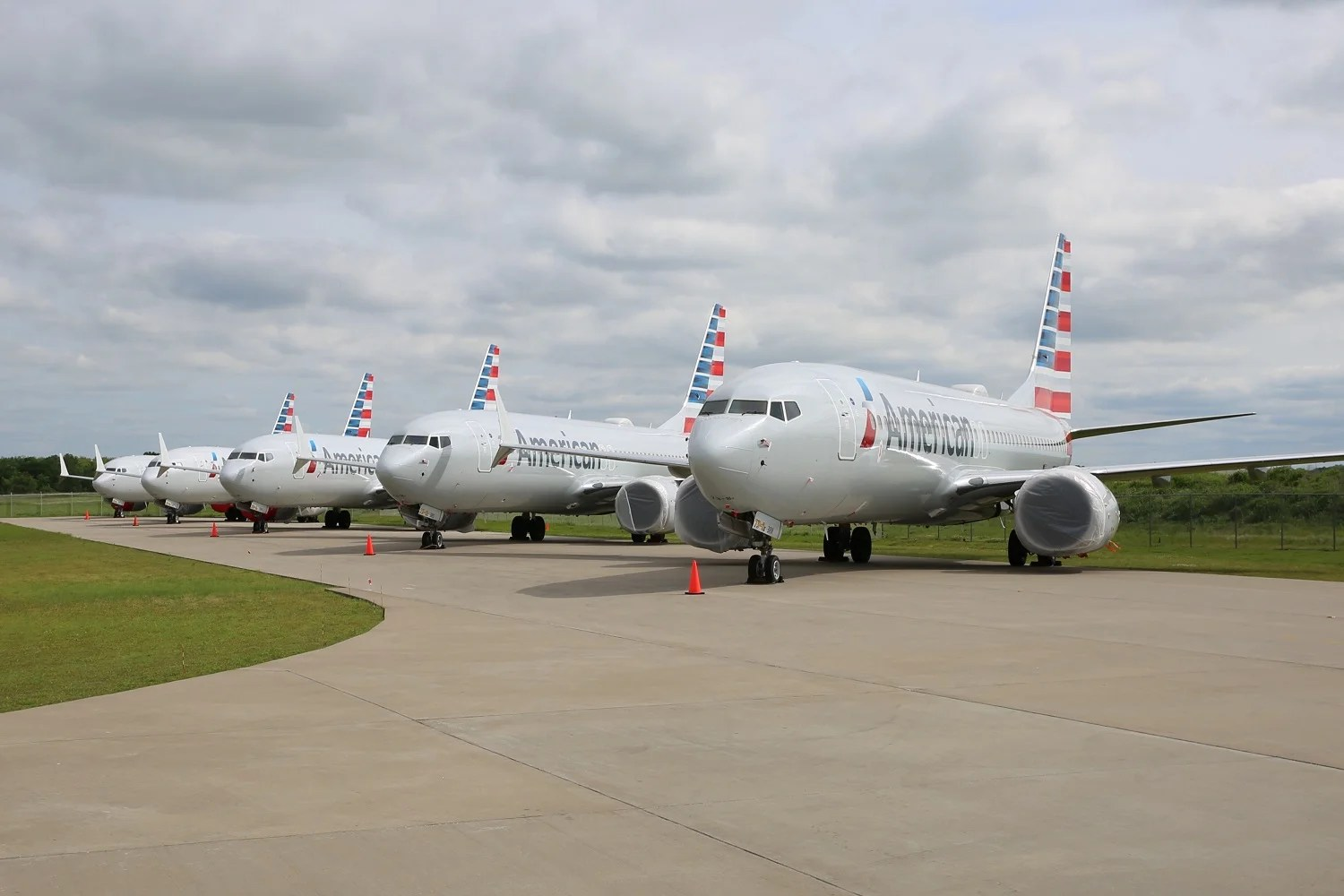 American Airlines Extends Cancellation Of Boeing 737 Max