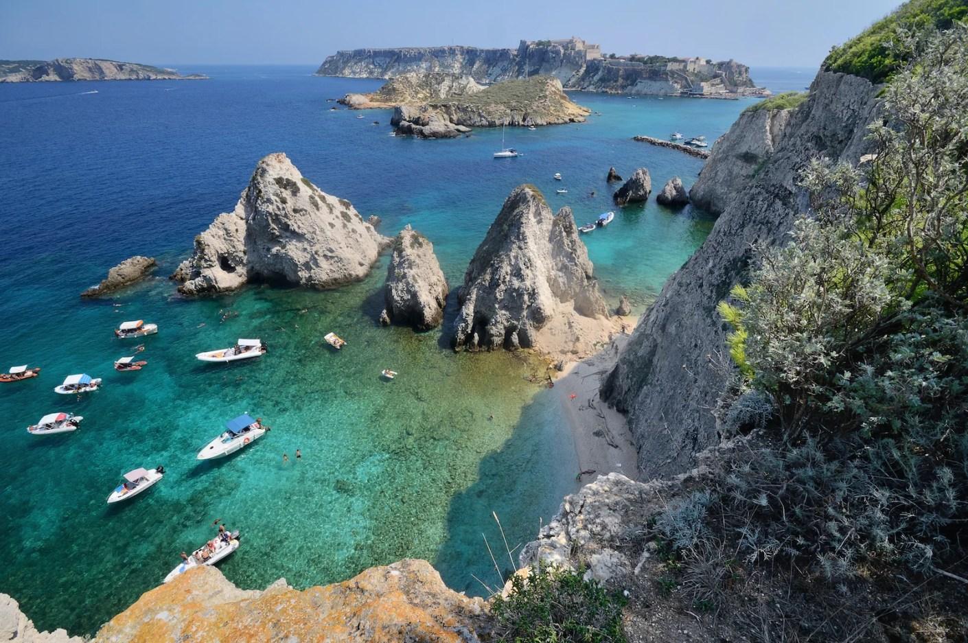 The Tremiti Archipelago, Puglia, Italy. (Photo by Barelli Paolo / Shutterstock)