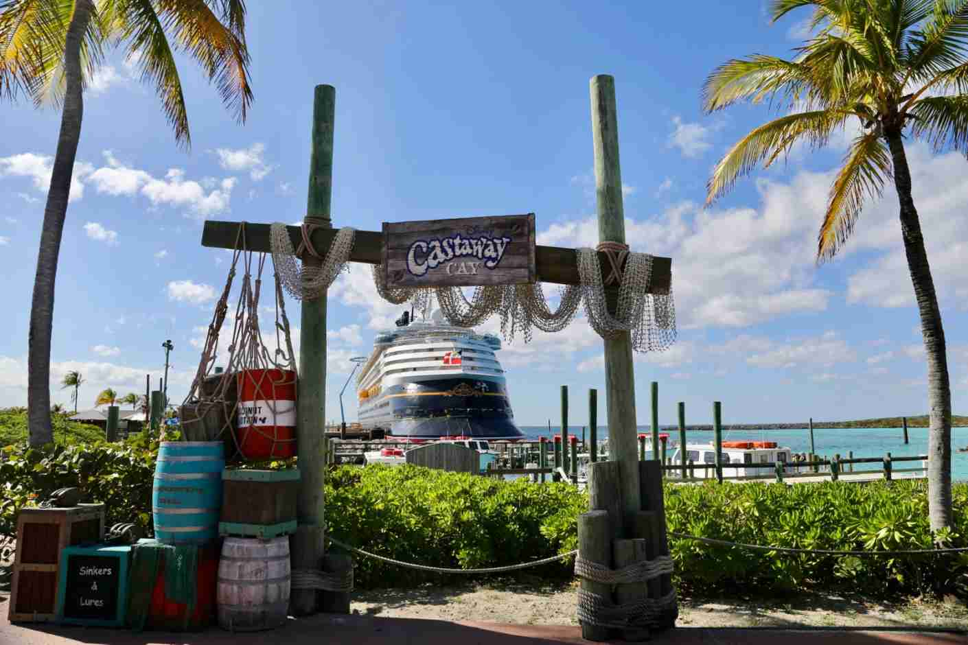 Castaway Cay Private Island Disney Cruise Lines