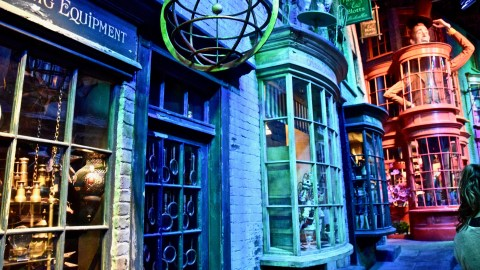 6 Must Sees At The Harry Potter Studios Tour Near London