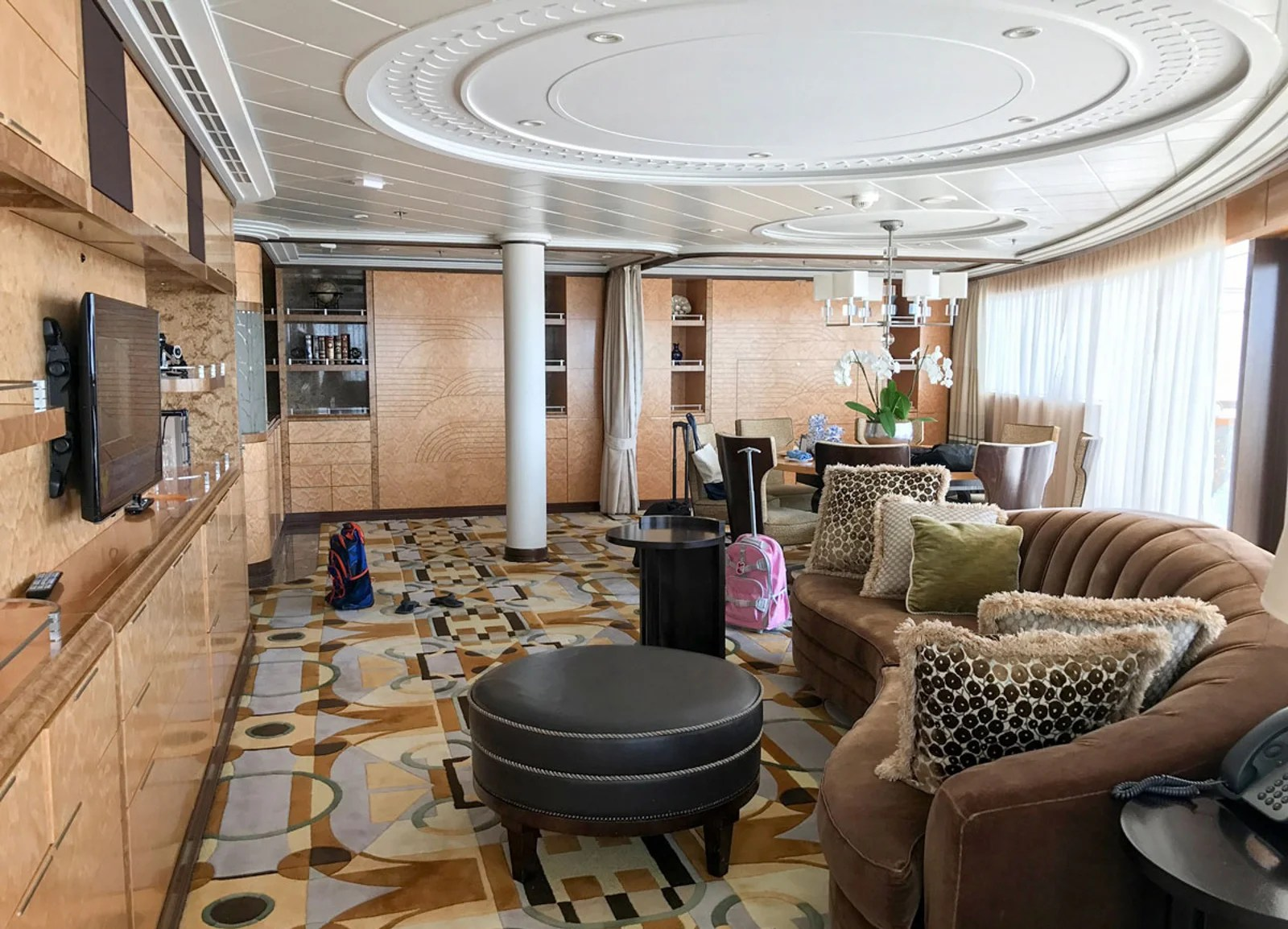 Best Cruise Ship Cabin Categories For Families