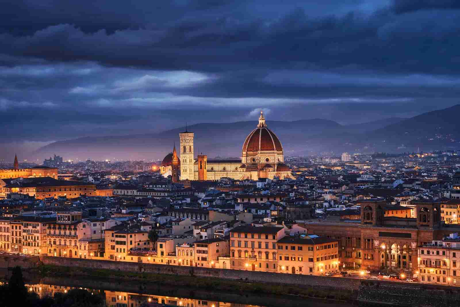 The Duomo. (Photo by Elena Pueyo / Getty Images)