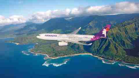 Hawaiian Airlines A330 Aircraft