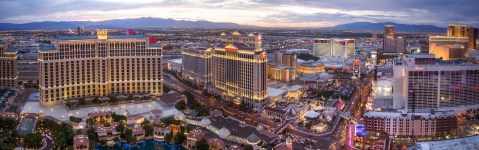 The caesars eldorado merger represents changes for casinos, vegas