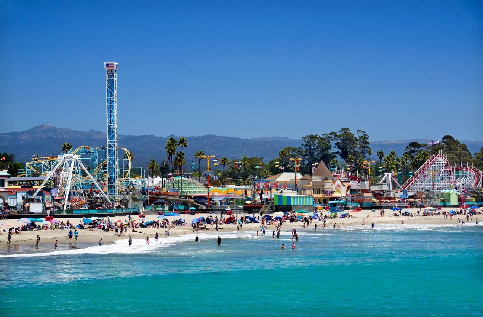 Summer in Santa Cruz: The Perfect Beach Town for Families