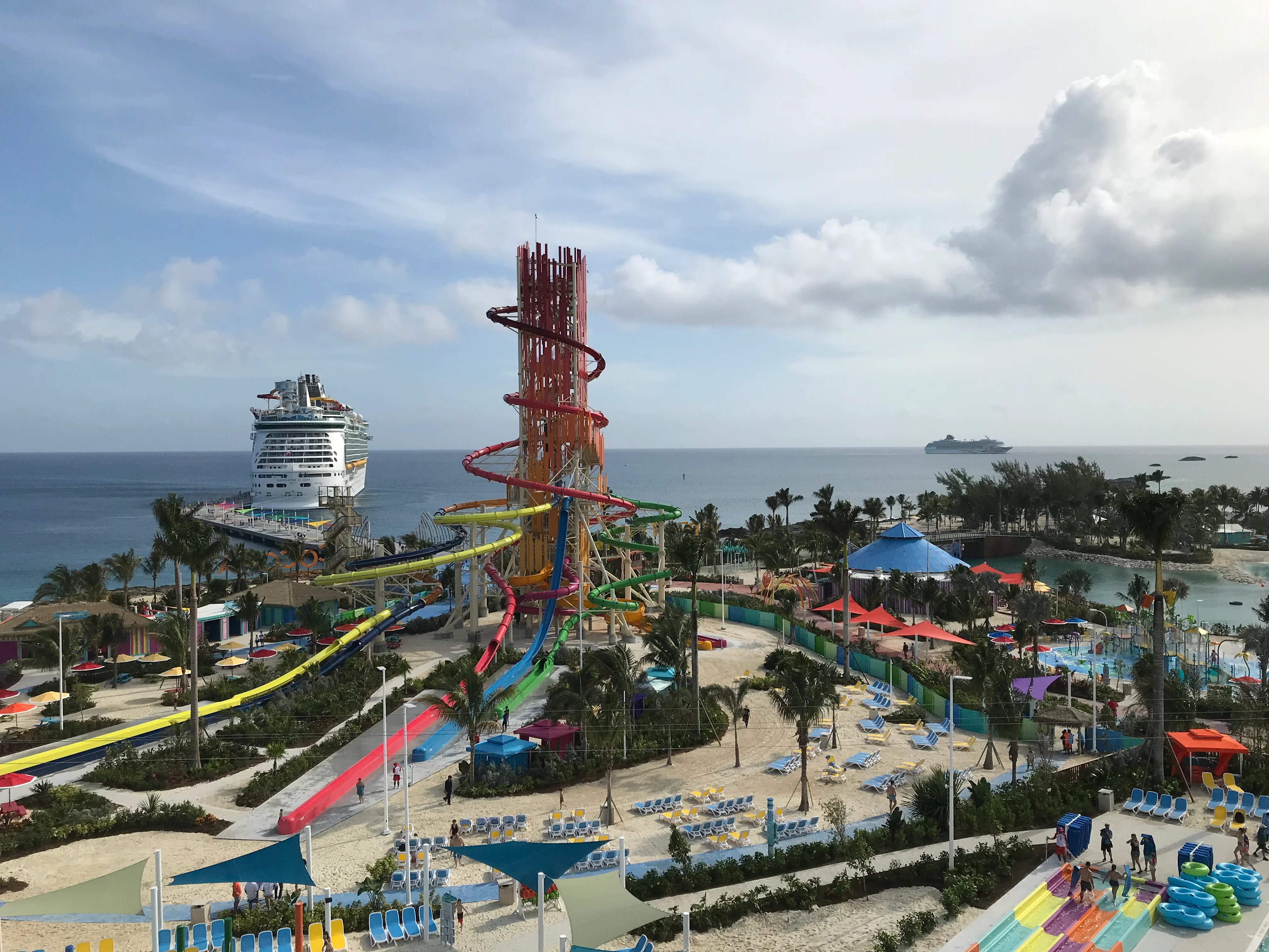 Why Royal Caribbean Is Investing Millions in Private Island Experiences