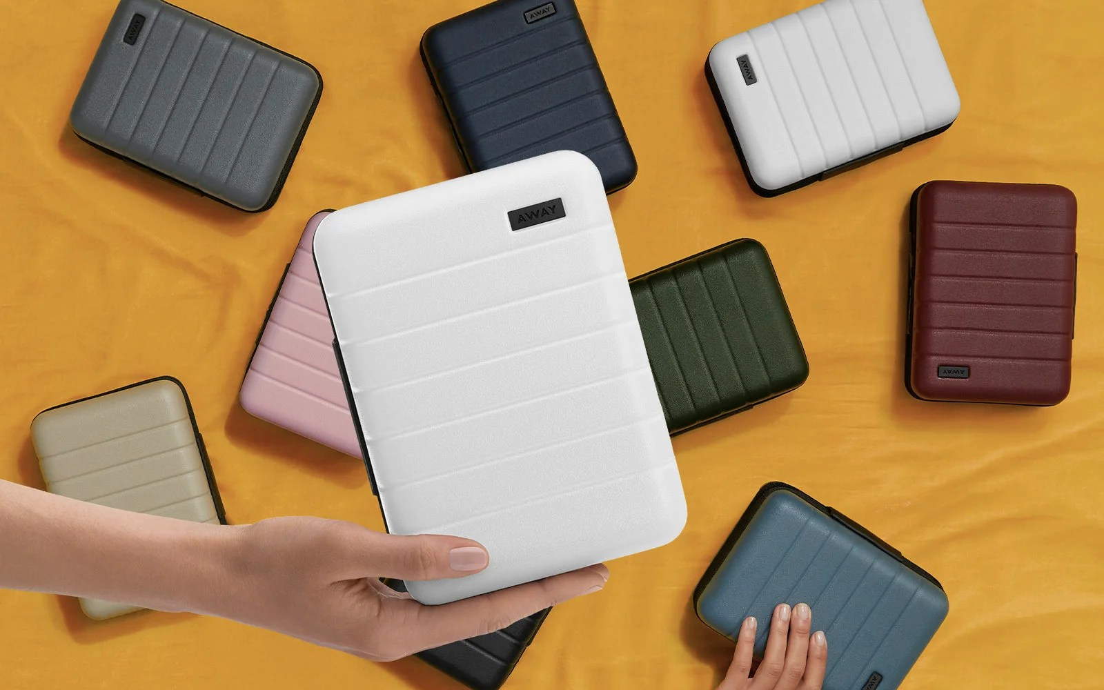 Away Mini Travel Cases Have Risen From The Dead (For A Limited Time)