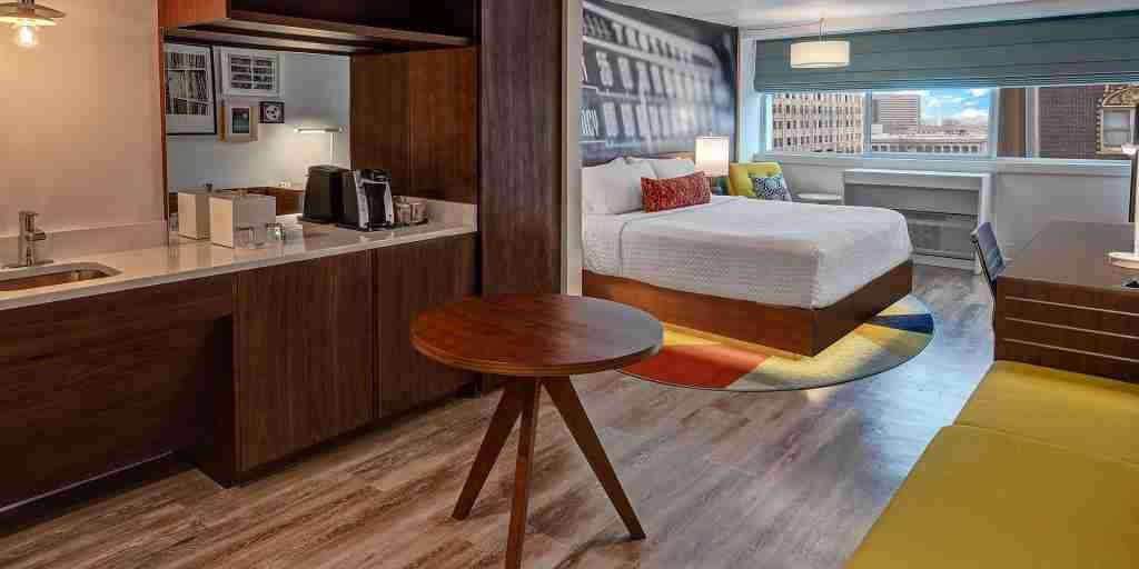 Image courtesy of Hotel Indigo Memphis.