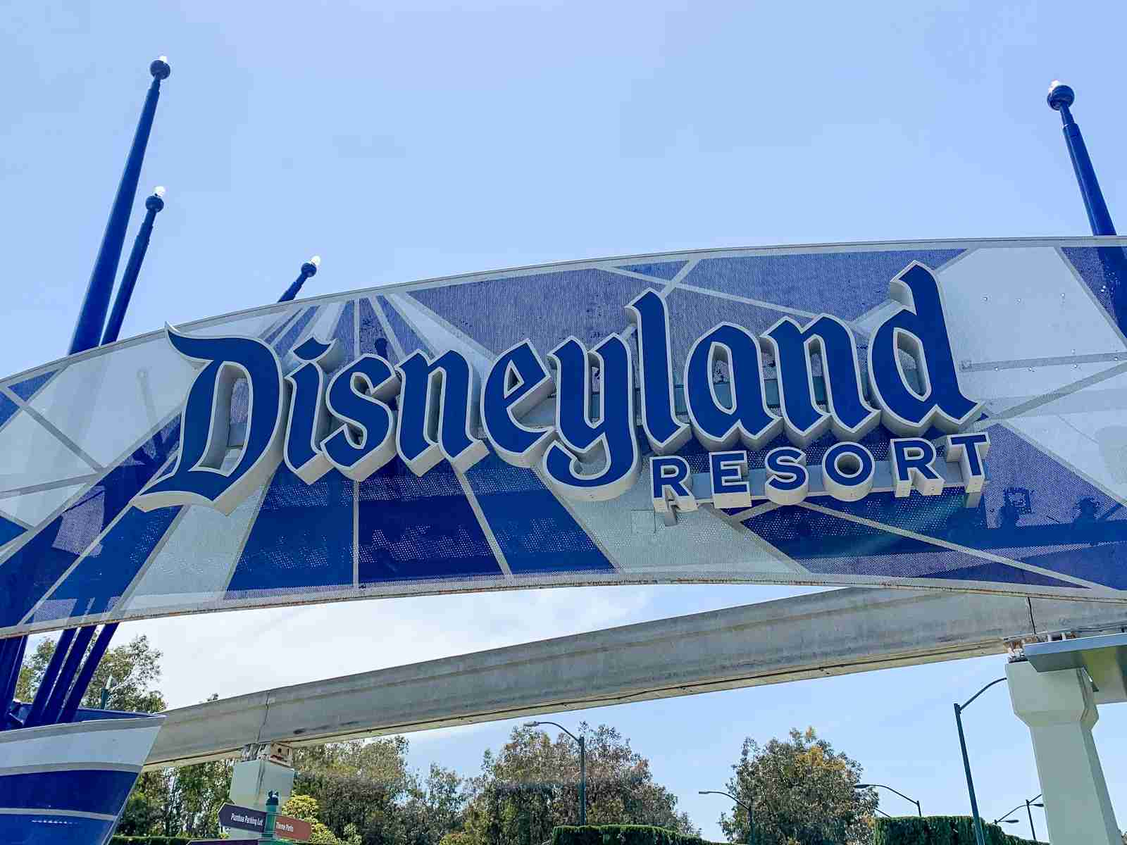 Fairfield Anaheim Disneyland Sign