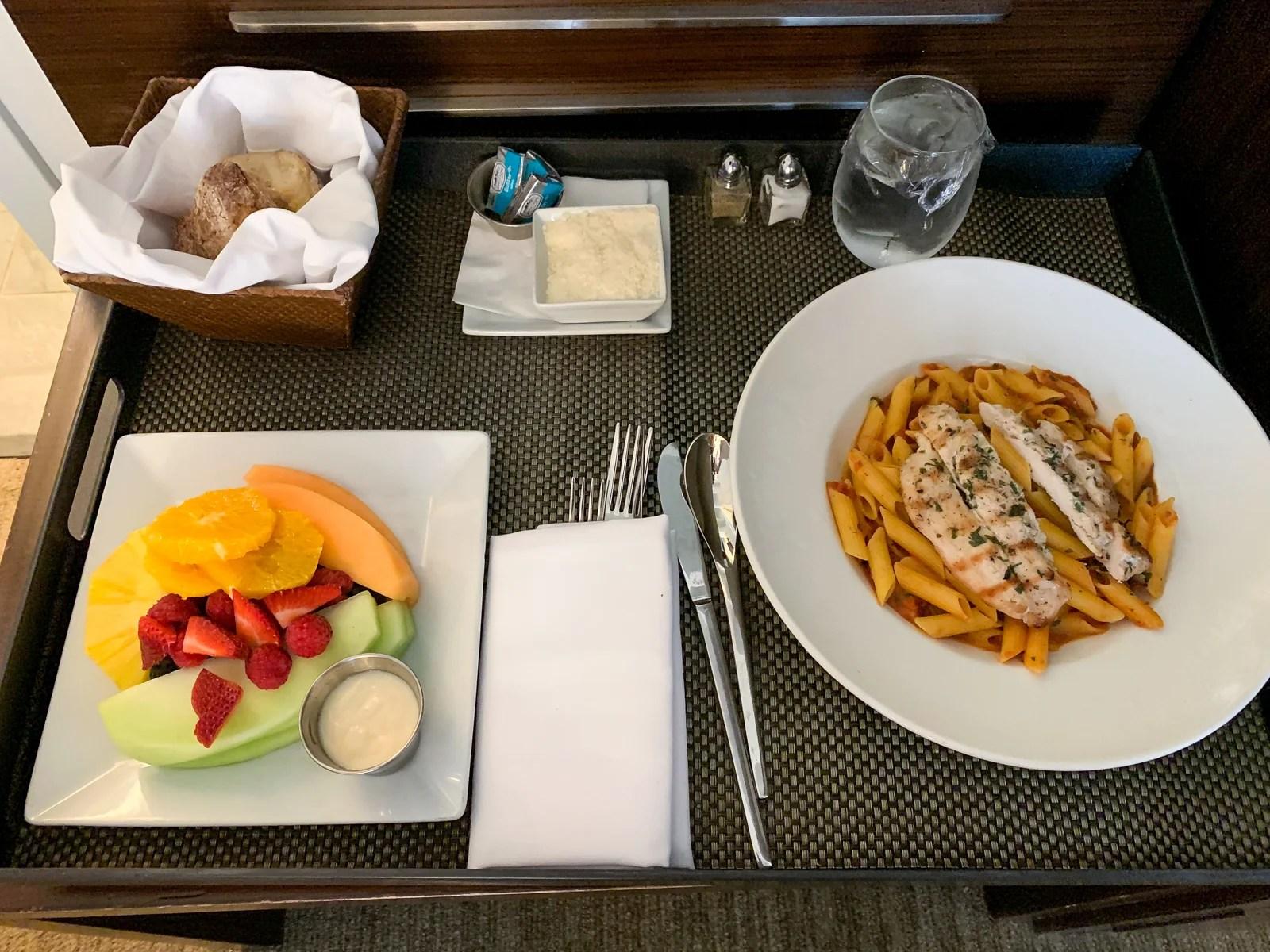 Maxwell Hotel NYC Room Service