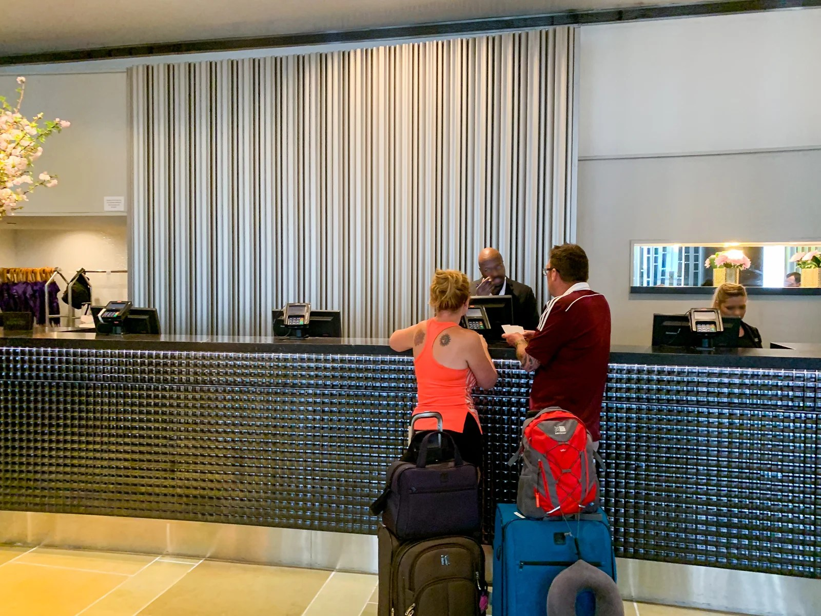 Maxwell Hotel NYC Check In