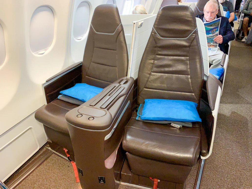 Fly To Hawaii In A Lie Flat Seat From 40 000 Miles