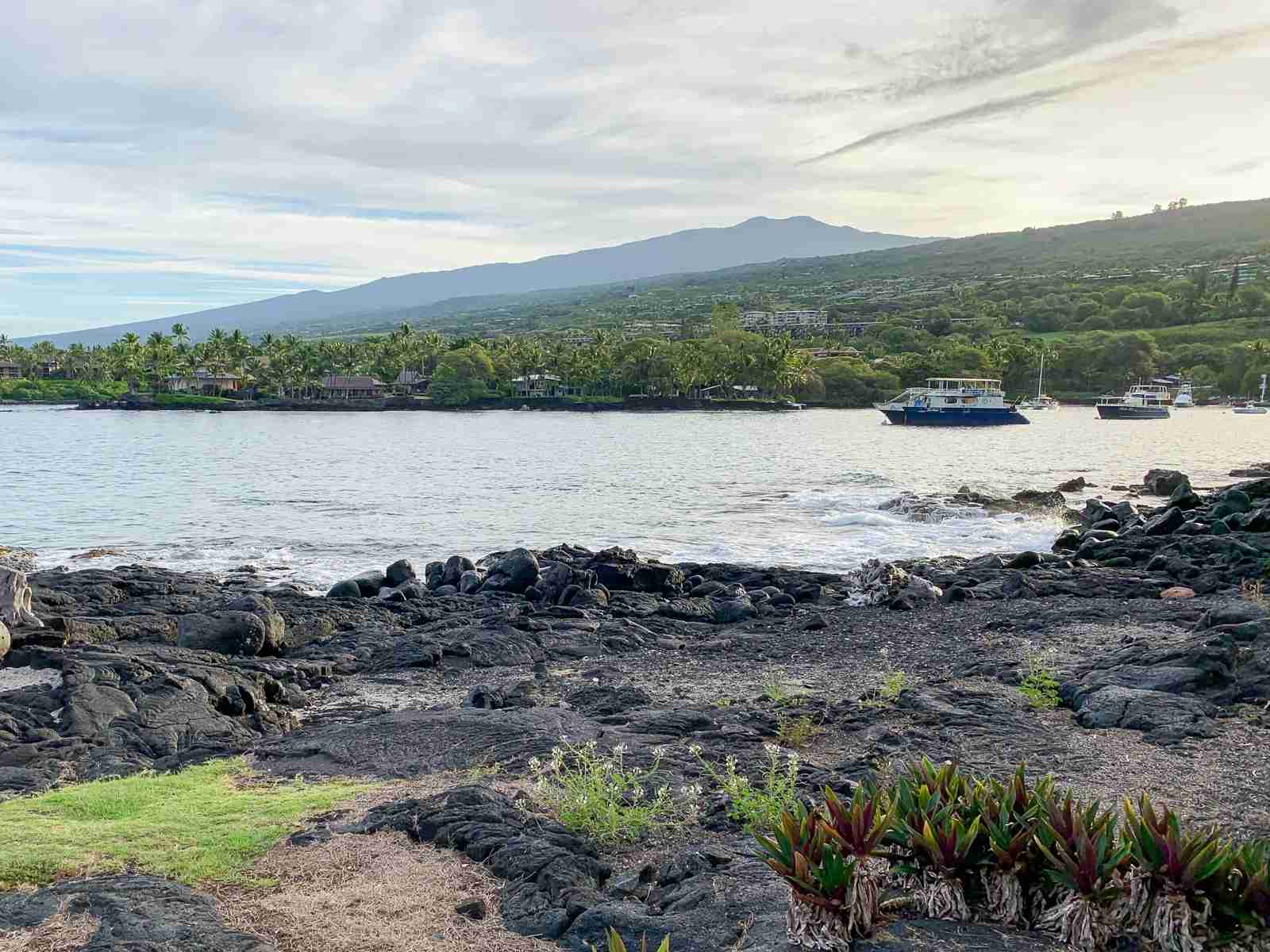 Escape to Kona (Photo by Summer Hull / The Points Guy)