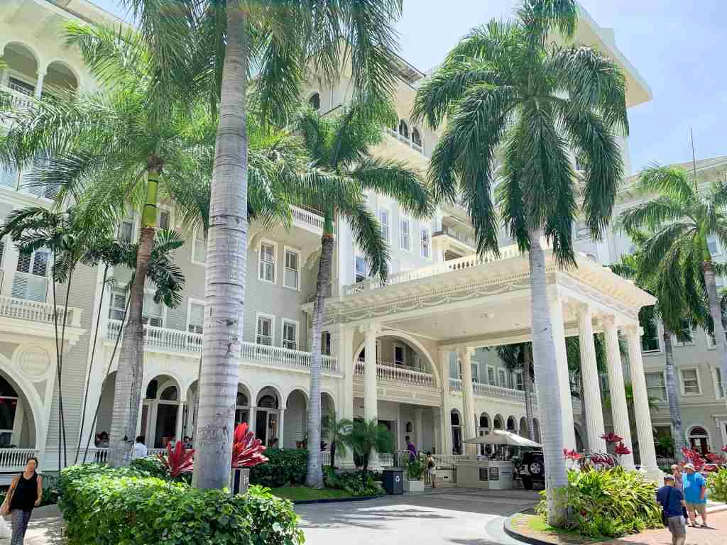 Westin Moana Surfrider (Photo by Summer Hull / The Points Guy)