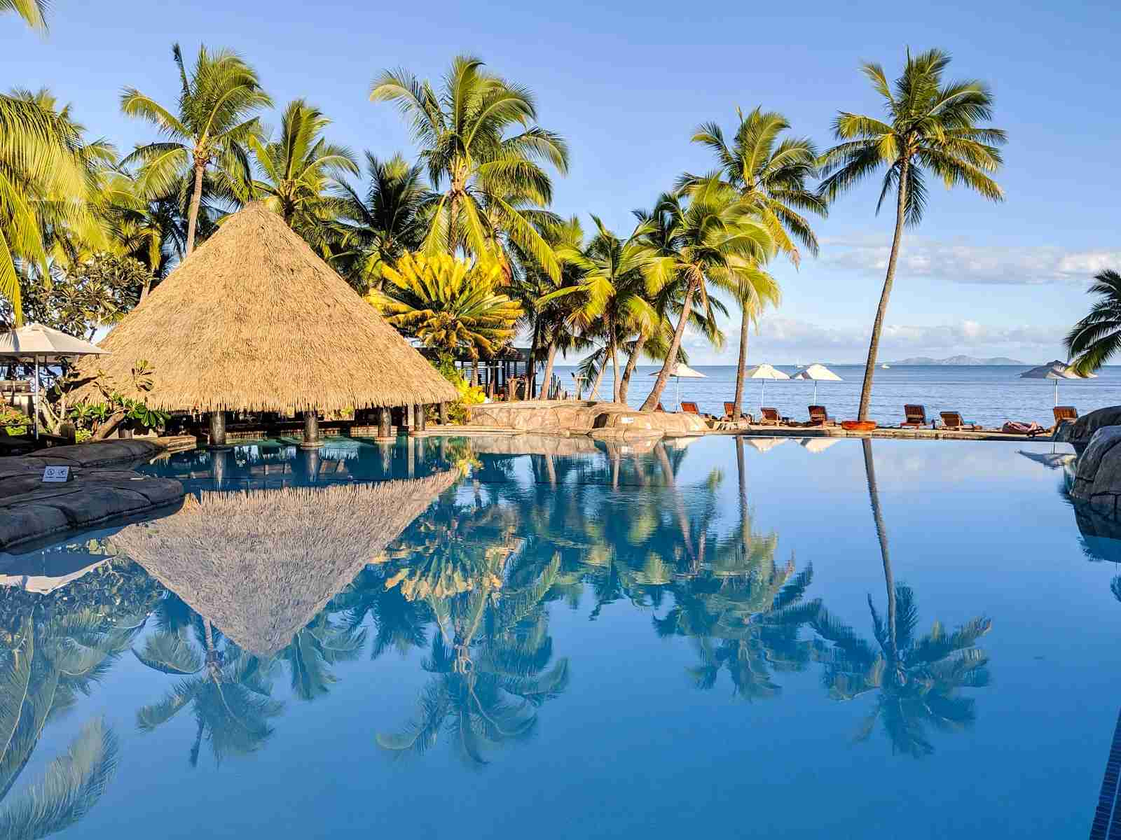 Hilton DoubleTree in Fiji (Photo by Katie Genter / The Points Guy)