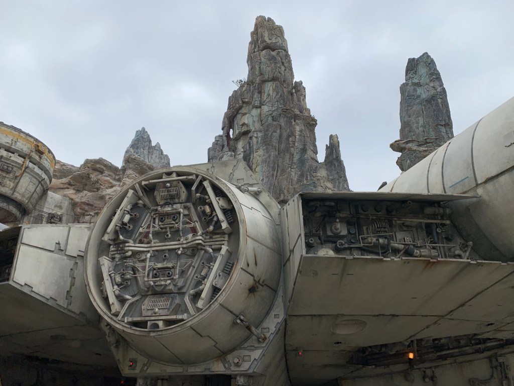 What Star Wars: Galaxy's Edge Was Really Like On Opening Day