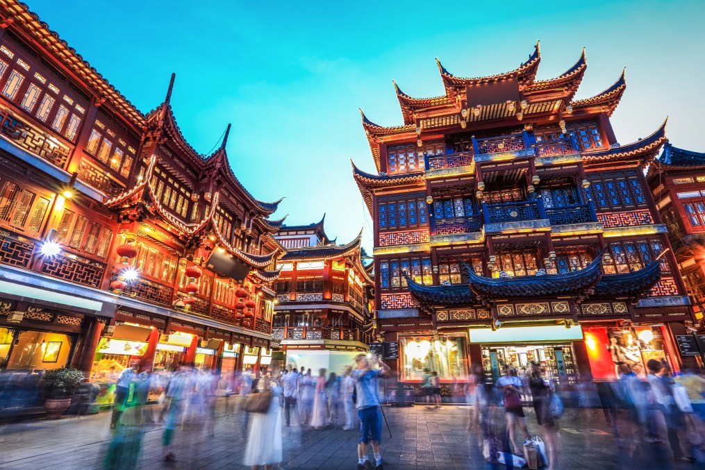 Deal alert: Los Angeles to China nonstop from $284 round-trip