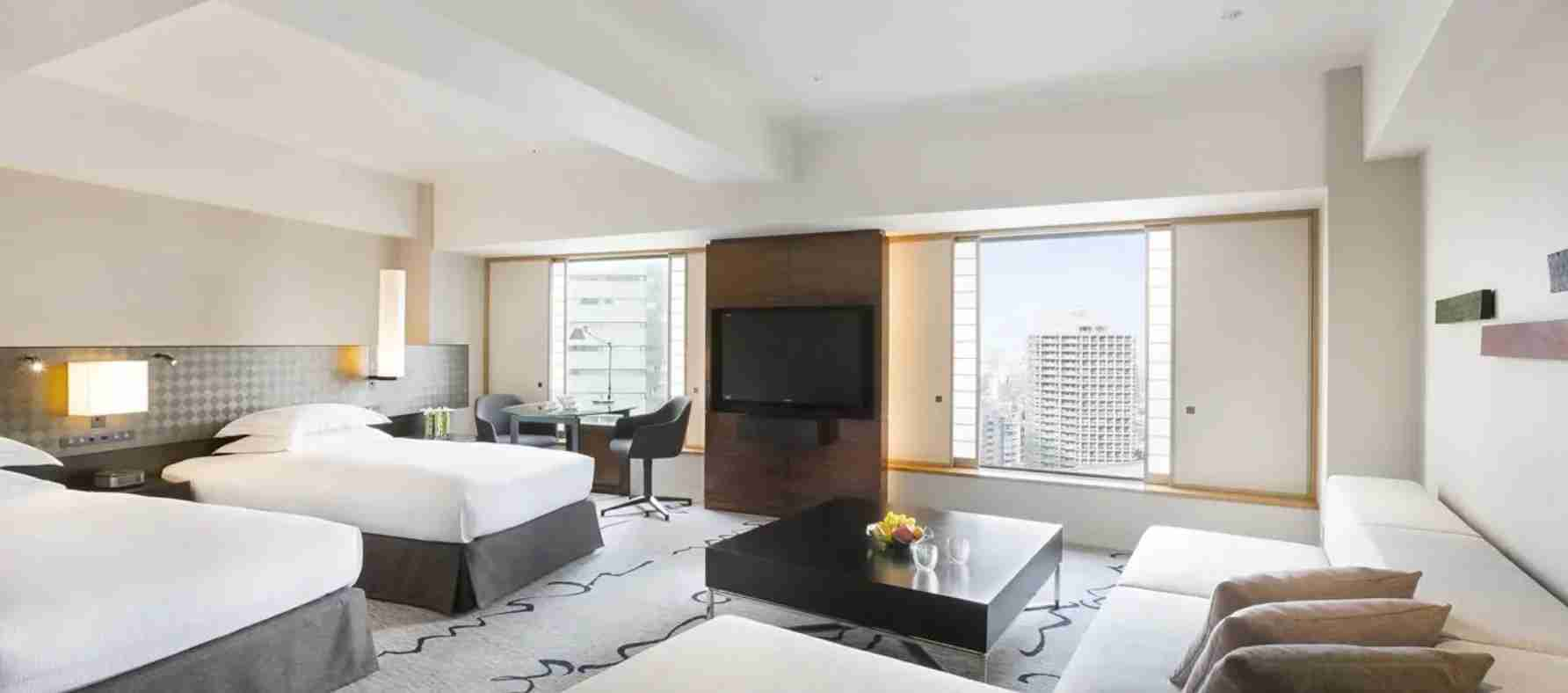 Hilton Tokyo Junior Executive Suite