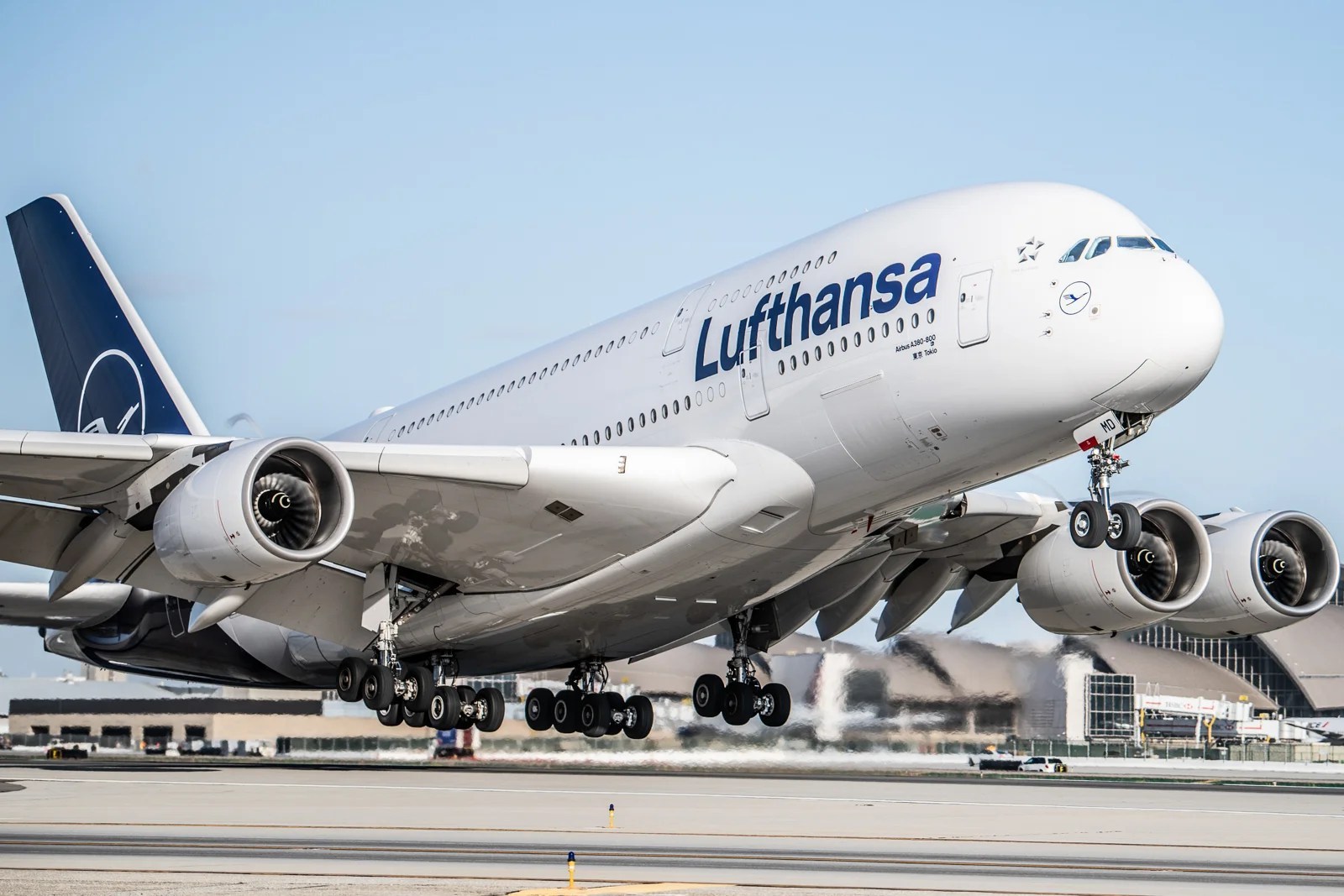 Lufthansa is upcycling a plane and you can own part of it