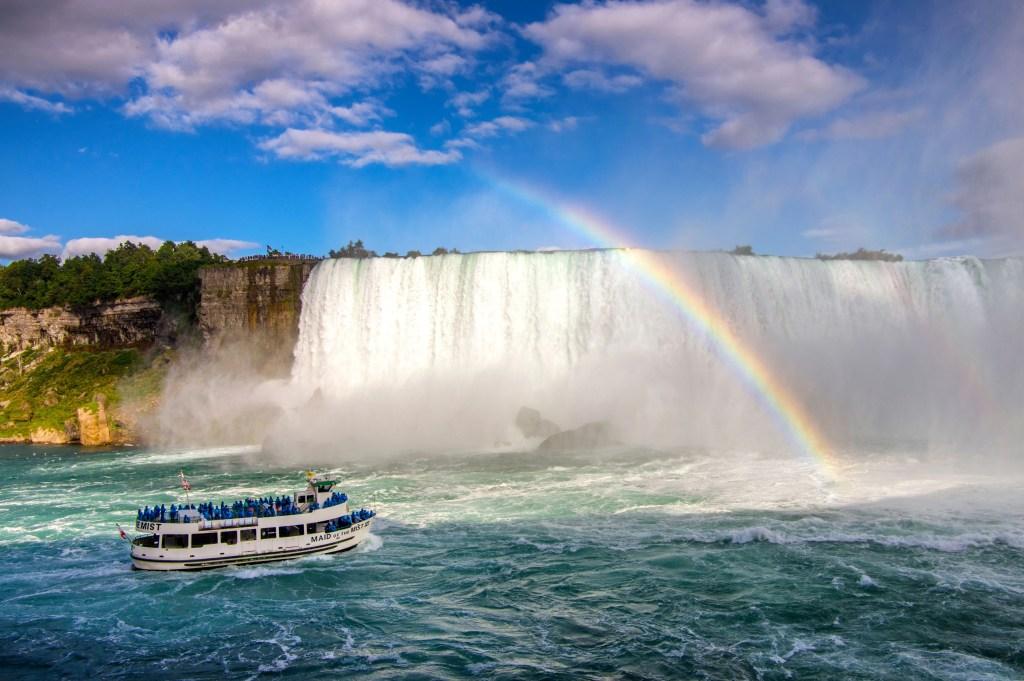 Niagara Falls - Maid of the Mist