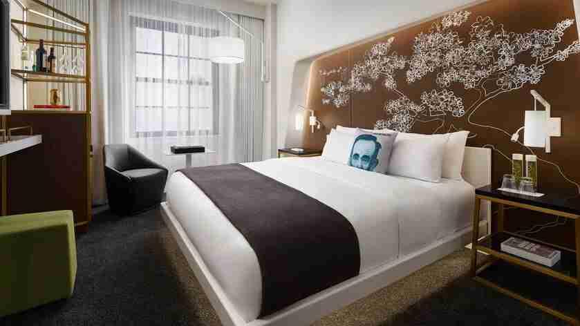 W Washington DC (photo courtesy of hotel)