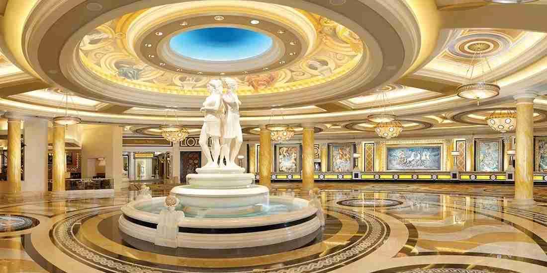 Image courtesy of Caesars Palace