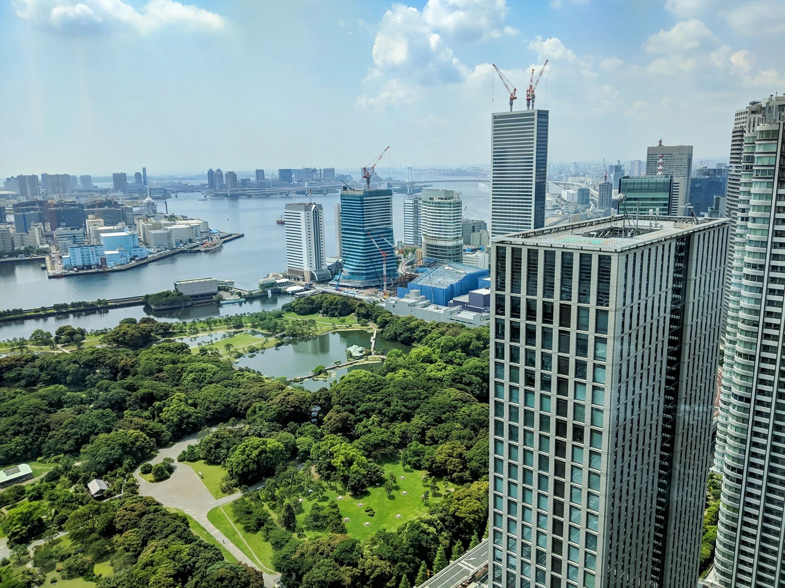 Why Did I Have to Leave? A Review of the Conrad Tokyo