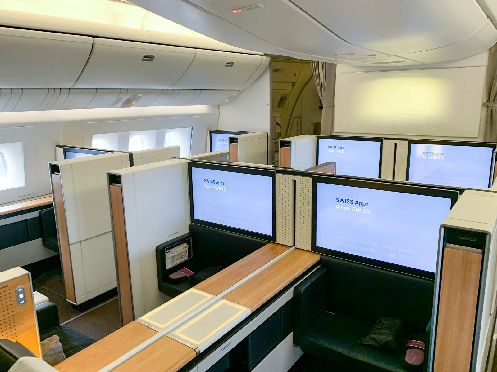 Review: Swiss First Class on the Boeing 777-300ER
