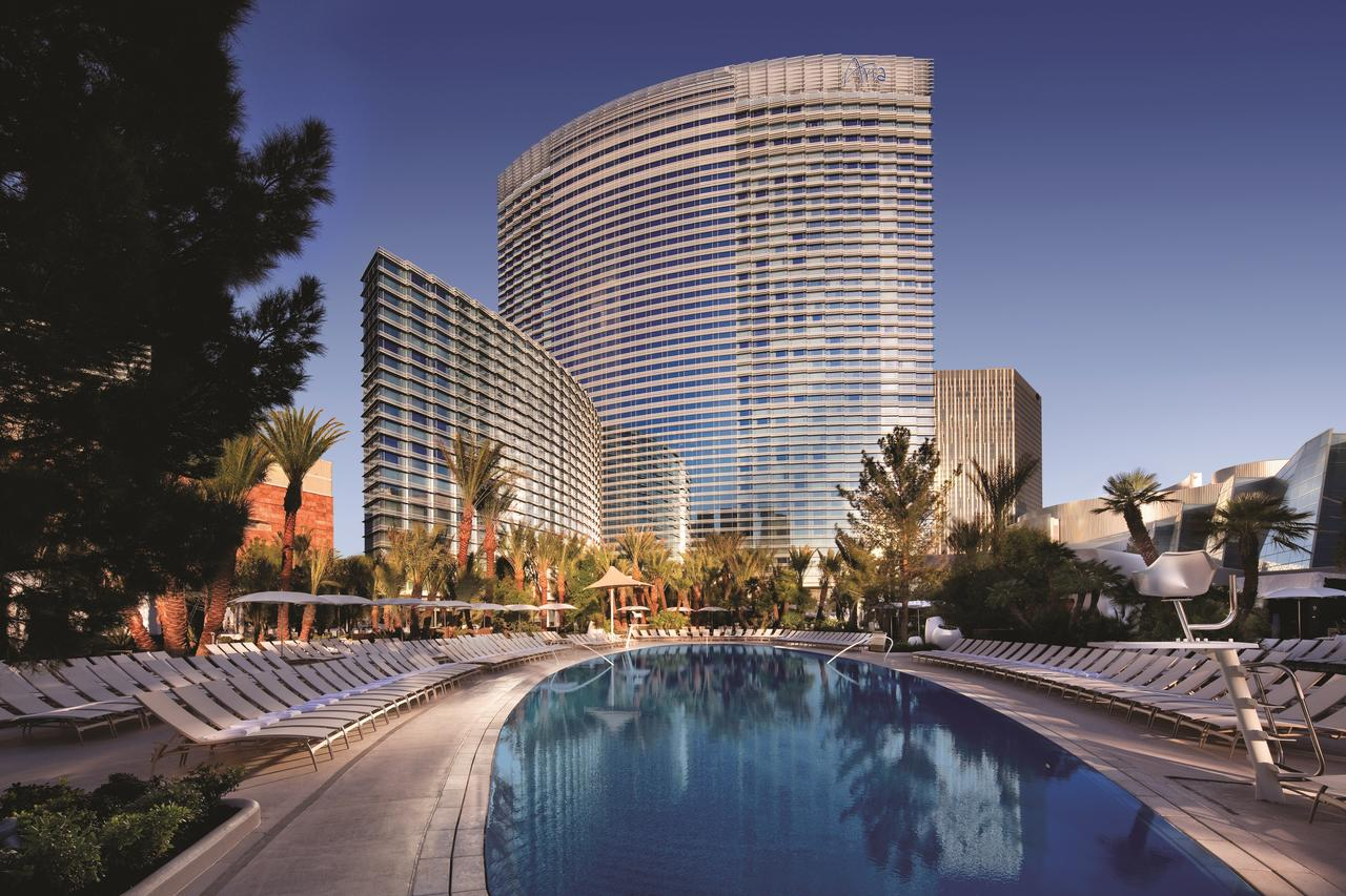 Staff Retreat: Using Chase's Luxury Hotel and Resort Collection Program at the Aria in Las Vegas