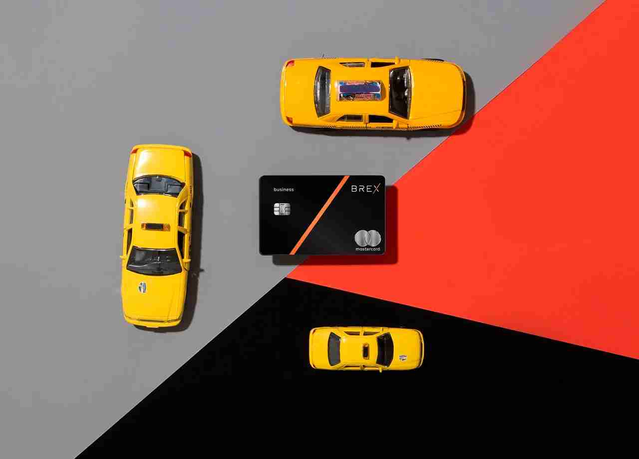 The Brex Exclusive Rewards program offers 7x points on ridesharing, including taxis.
