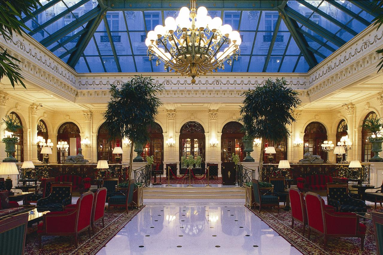 (Photo courtesy of the Intercontinental Le Grand Paris)