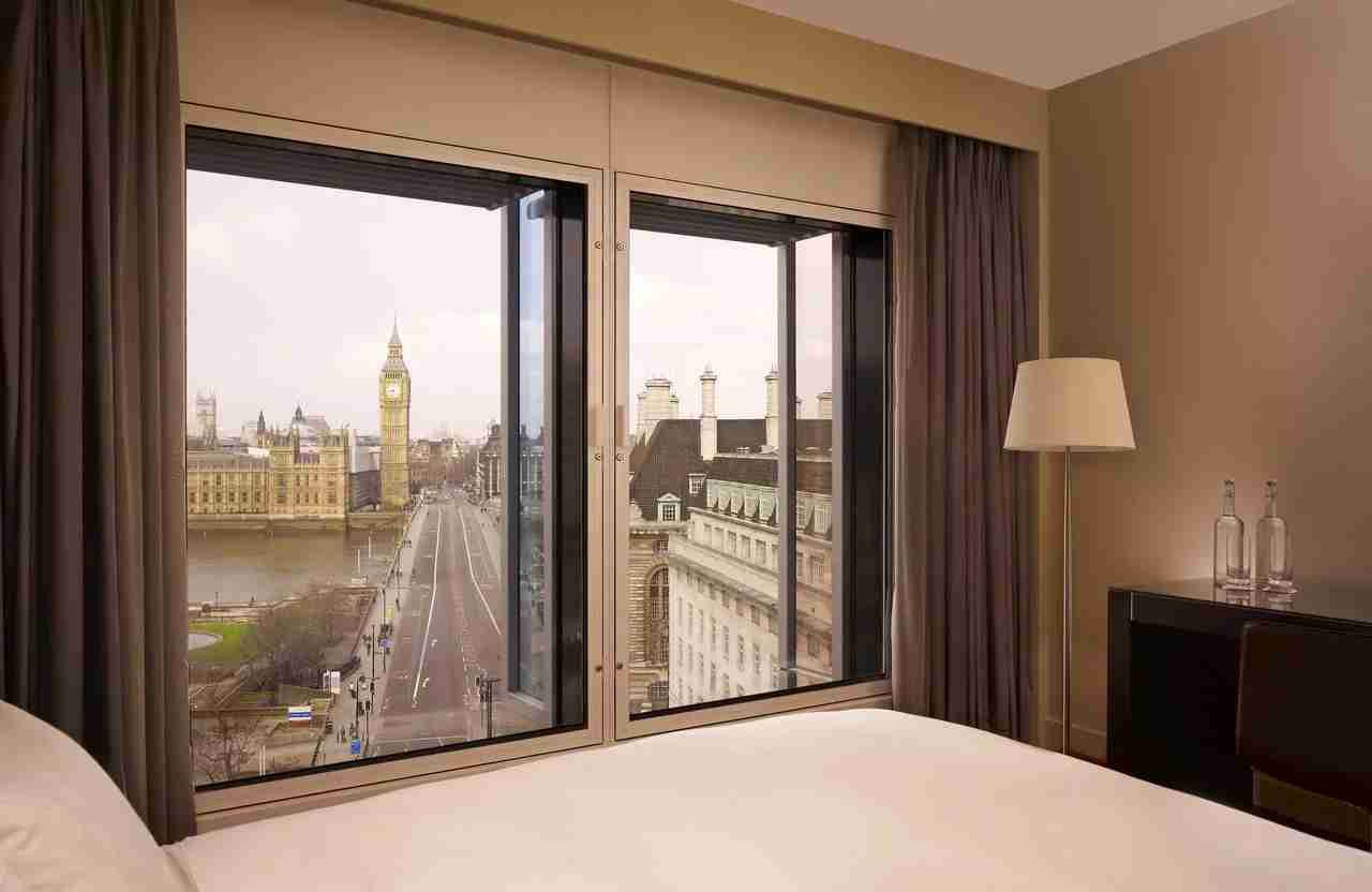 (Photo courtesy Park Plaza Westminster Bridge London)