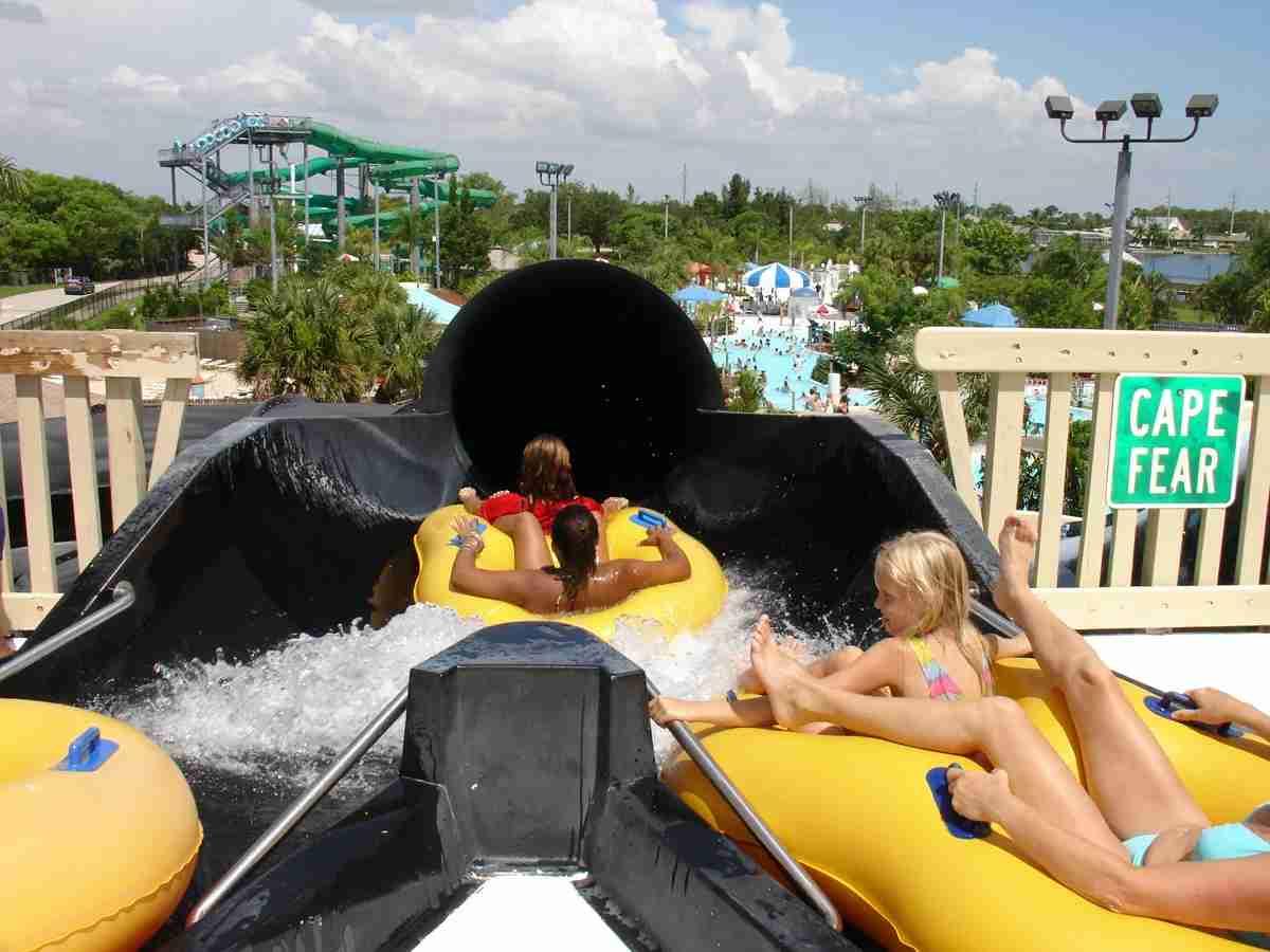 Sunsplash Family Waterpark. (Photo courtesy of Sunsplash Family Waterpark / Facebook)