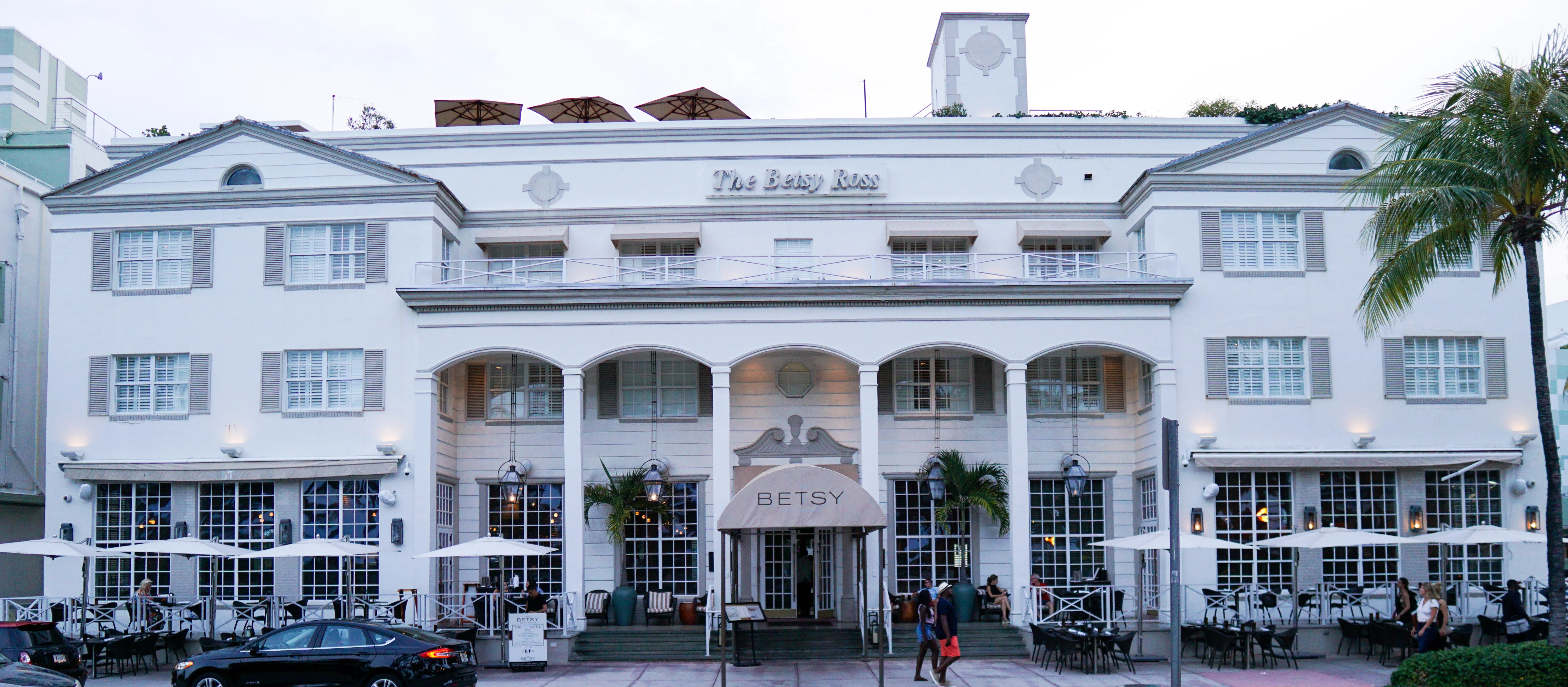 Boutique on the Beach: A Review of the Betsy Hotel South Beach, Part of Hyatt