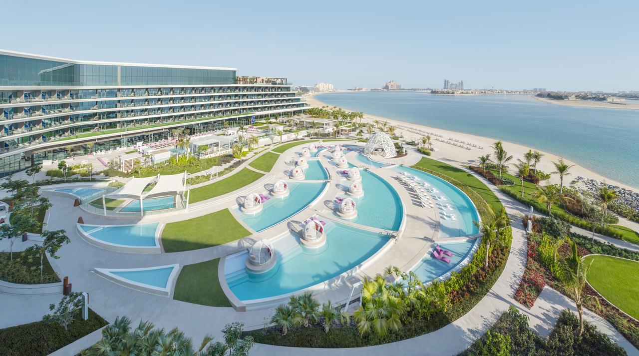 W Dubai The Palm. Photo courtesy of the hotel
