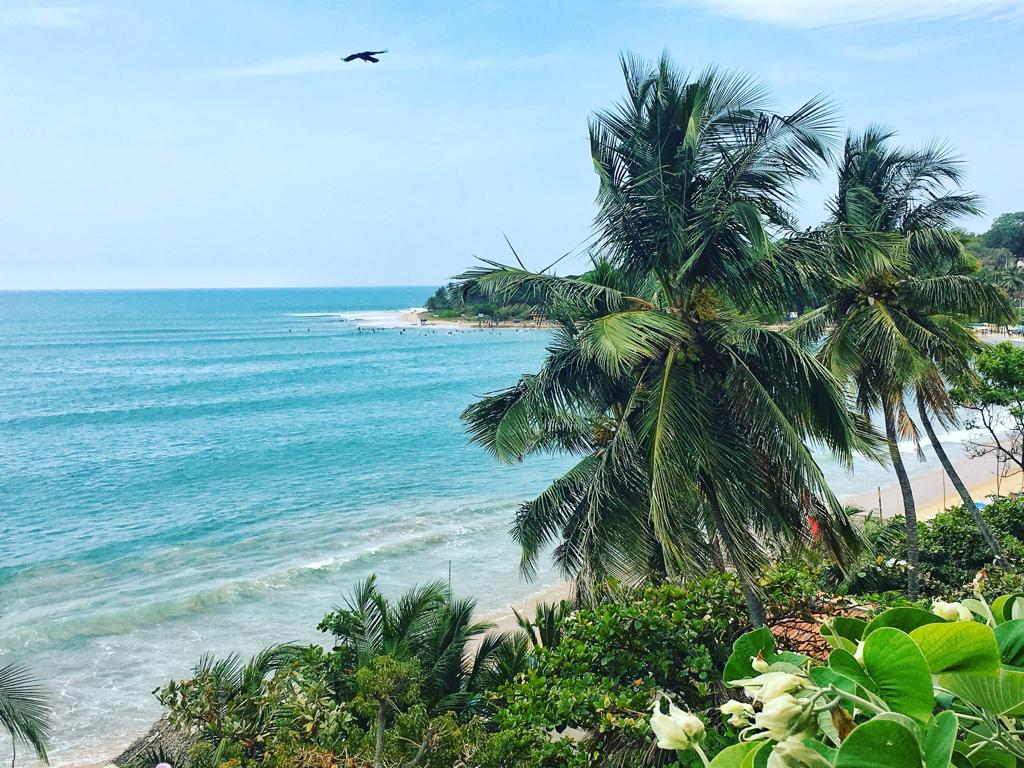 Arugam Bay in Sri Lanka. Photo by Lori Zaino.