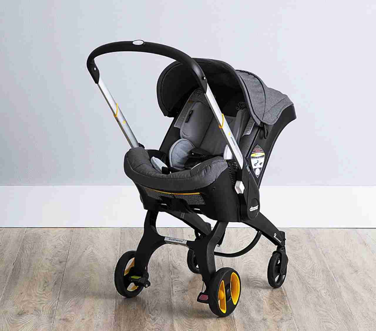 Doona All in One Infant Car Seat Stroller. (Photo courtesy of Doona)