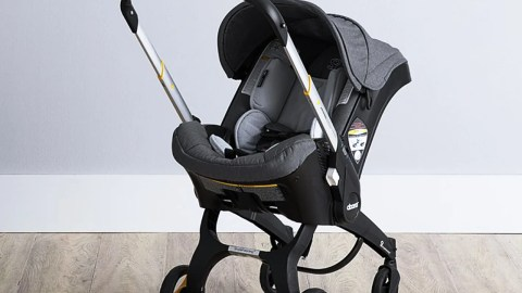 4f3614e6438 Meet the Car Seat That Converts Into a Stroller in Seconds  The Doona