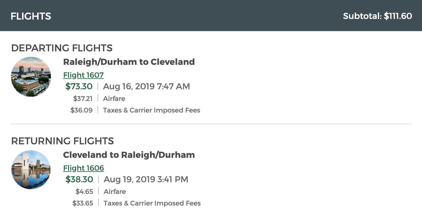 Fly Away For Cheap This Weekend
