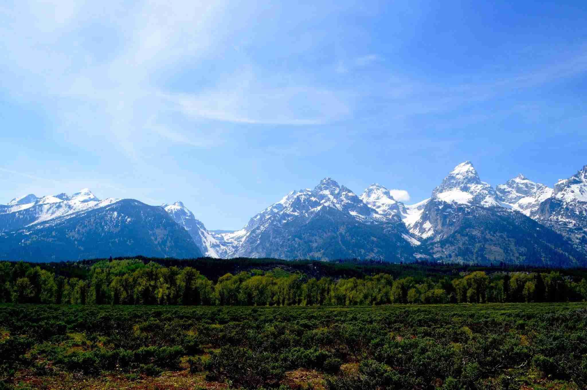 Grand Teton National Park (Photo by Liz Hund/TPG)